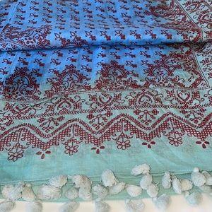 Love Stitch One Size Boho Kimono